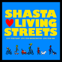 Shasta Living Streets Member Party
