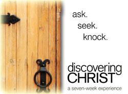 Discovering Christ 2015