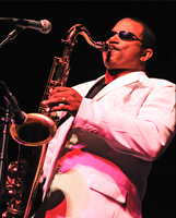 FRG Presents Jazz Funk Supper Show with Ron Moton, 2...