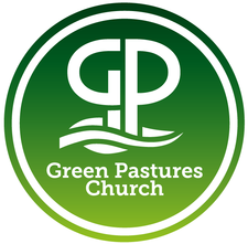 Green Pastures Church logo