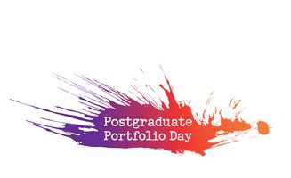 Postgraduate Portfolio Day 2015
