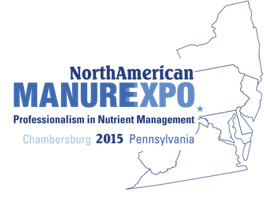 2015 North American Manure Expo