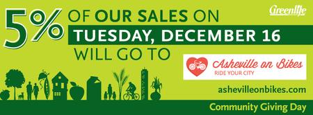 AoB @ Greenlife & Whole Foods for 5% Day