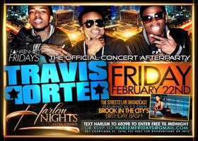 Travis Porter Friday at Harlem Nights