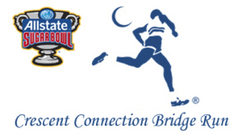 Allstate Sugar Bowl Crescent Connection Bridge Run