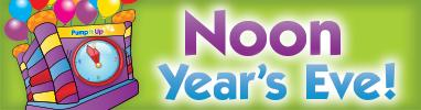 """""""Noon"""" New Years Eve Party Ring In 2015"""