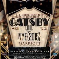 Gatsby II New Years Eve Ball 2015