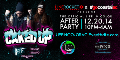 LIFE IN COLOR Official Afterparty! The Pool After Dark...