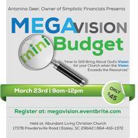 Mega Vision Mini Budget