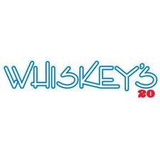 WHISKEY'S 20 Restaurant & Lounge logo