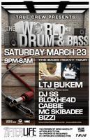 !!! CANCELED !!! WODB at AFTERLIFE! w/ LTJ BUKEM, DJ...