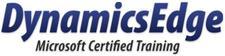 Dynamics Edge, Inc.,  Microsoft Learning Gold Partner logo