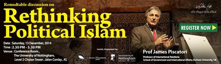 Roundtable Discussion on: Rethinking Political Islam