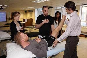 British School of Osteopathy Open Day