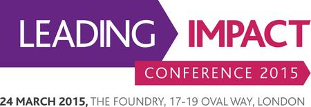 Leading Impact conference 2015