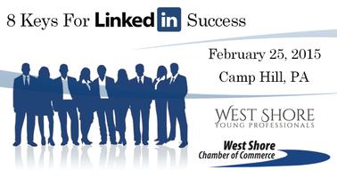 8 Keys For LinkedIn Success