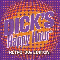 DICK'S HAPPY HOUR | Retro 80s | DEC 19 | LEVU | DJ...