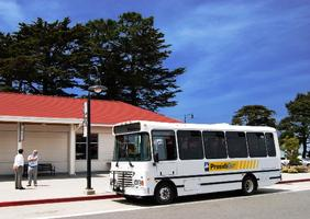 Presidio Shuttle Tour