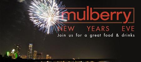 Mulberry's New Year's Eve 2015