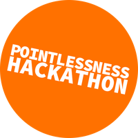 Pointlessness Hackathon