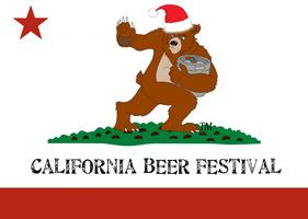 California Beer Festival Stocking Stuffer Ticket!