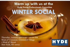 The Hyde Young Professionals Committee Winter Social...