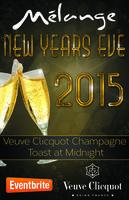 New Year's Eve @ Melange