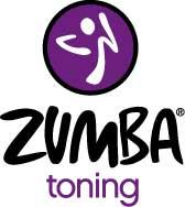 Tues 7pm Zumba® Toning at Castle School (Back Jan 9th)