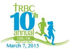 TRBC 10K/5K & Family Fun Run 2015 Race