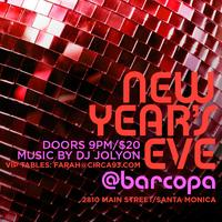 New Year's Eve 2015 at Barcopa