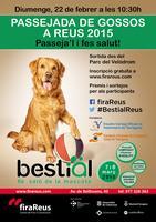 Passejada de Gossos a Reus 2015 (Diumenge 22 de febrer)
