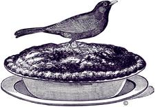 Blackbird Tea Rooms of Brighton logo