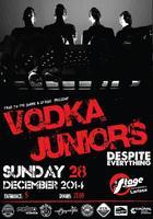 VODKA JUNIORS live @ Larisa    Stage club    w/...