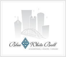 2015 Blue White Ball, Four Diamonds. 3 Rivers. One...