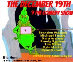 The December 19th 9 PM Comedy Show