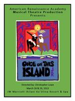 American Renaissance Academy Musical Theatre Presents Once O...