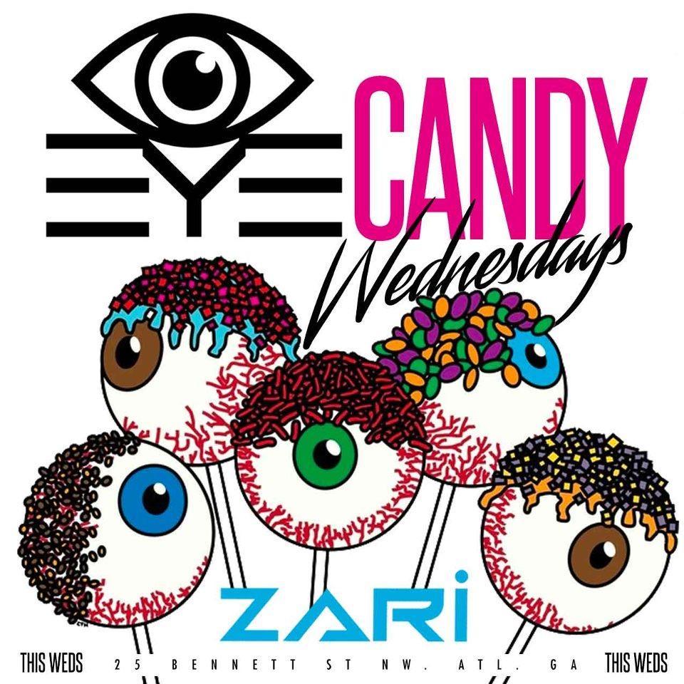 Eye Candy Wednesday