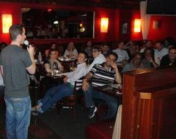 Comedy Night @ The Irish Exit, Deal: Free Admission +...