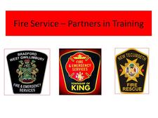 BWGFES, KFES, & NTFR - Fire Service Training Partners (LTG) logo