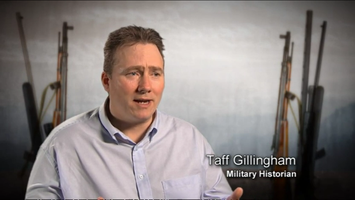 Herts at War Talks - Taff Gillingham - Remembrance and...
