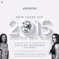 ROC NATION Presents: 'ROC THE NEW YEAR' 2015 hosted by...