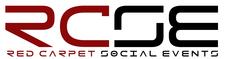 Red Carpet Social Events  logo