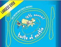 Taste of Eastie 2015!