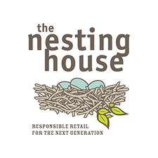 The Nesting House logo