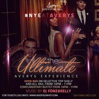 #NYEatAverys: The Ultimate Avery's Experience