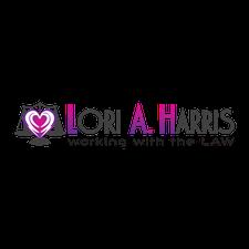 Lori A. Harris logo
