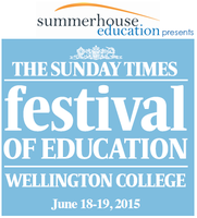 The Sunday Times Festival of Education 2015