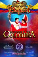 Ballet Folklorico Juvenil Colombiano
