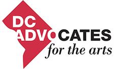 DC Advocates for the Arts logo