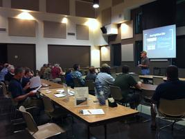 Commercial Solar Lunch & Learn on January 23